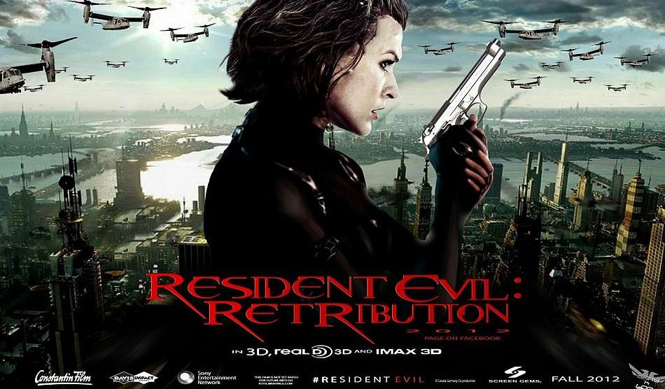 Resident Evil Retribution Kinox