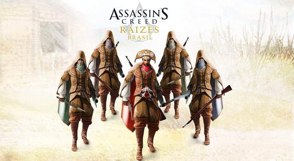 Assassins Creed Raizes Brasil By Mateusalberone Odyssey Photo Mode