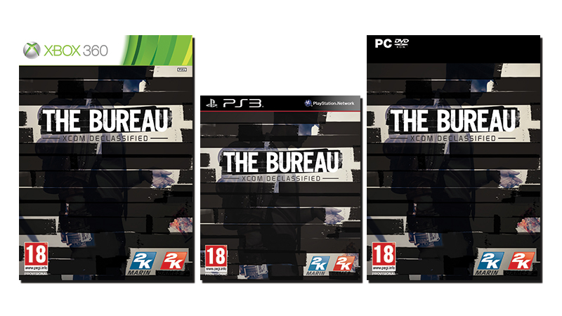 anunciado the bureau xcom declassified para pc xbox 360 e playstation 3. Black Bedroom Furniture Sets. Home Design Ideas