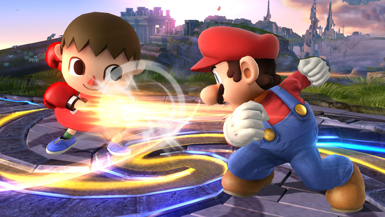 Super Smash Bros De Wii U E 3ds Não Terão Cross Play