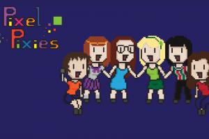 Pixel Pixies #1