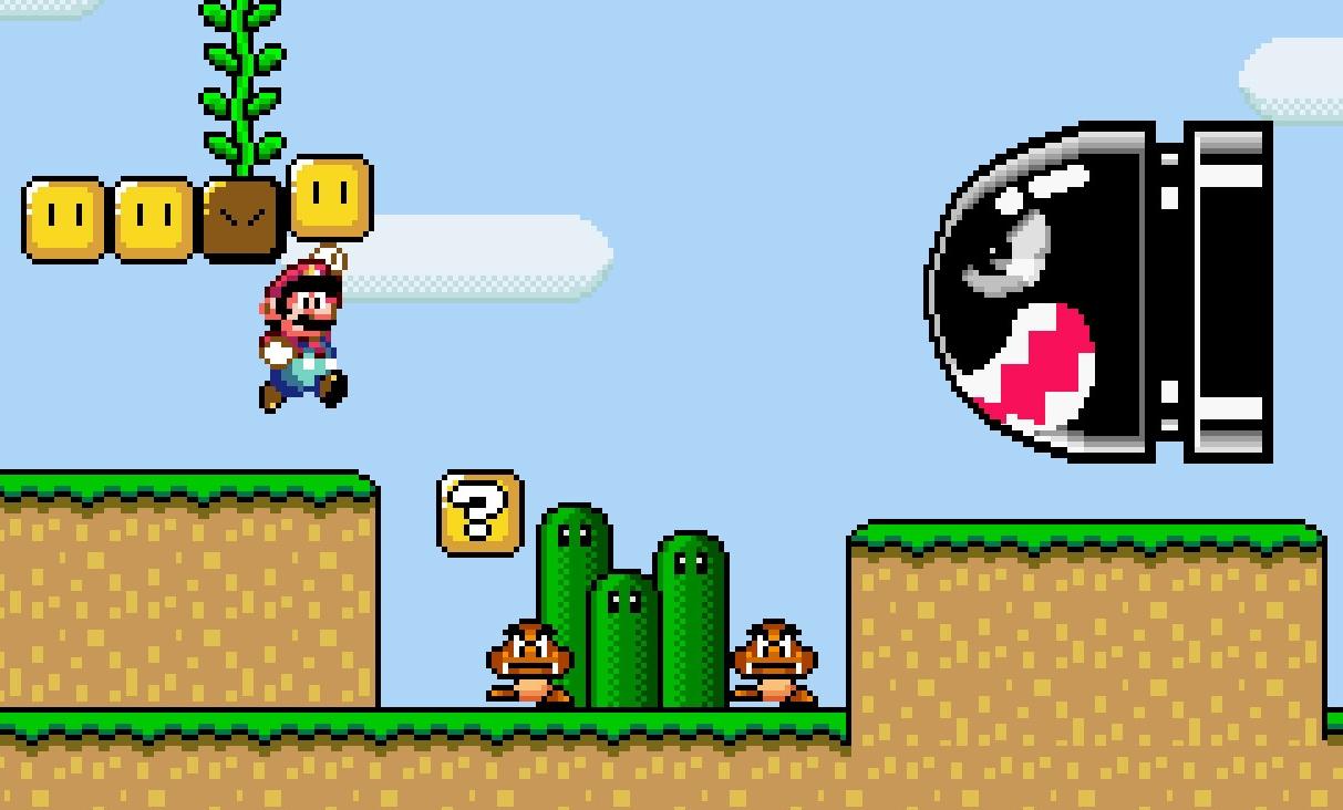 Novo glitch é encontrado em Super Mario World, 23 anos após seu lançamento