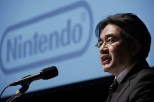 Nintendo Co. President Satoru Iwata speaks during a press conference in Tokyo Friday, Jan. 27, 2012. Nintendo, a Japanese video game machine maker, sank to losses for the April-December period, battered by a price cut for its 3DS handheld, a strong yen that erodes overseas earnings and competition from mobile devices such as the iPhone that offer games-on-the-go. (AP Photo/Koji Sasahara)