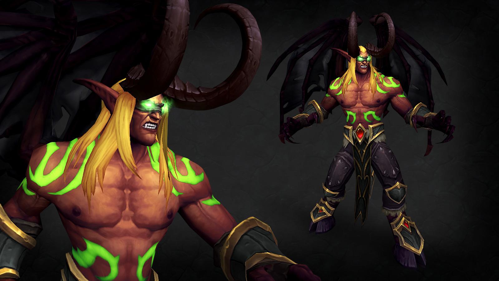 Caçador de Demônios - Dano
