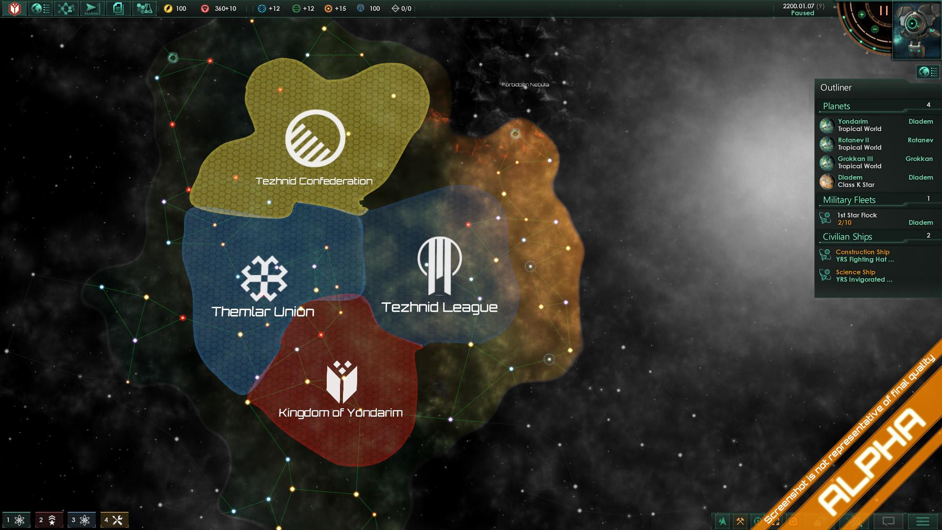 Stellaris estratégia