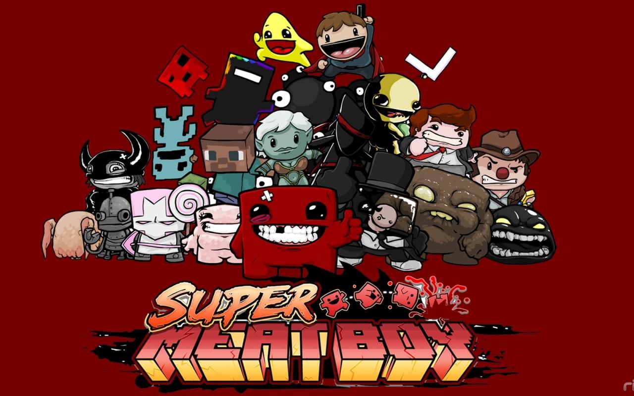 Super Meat Boy 2