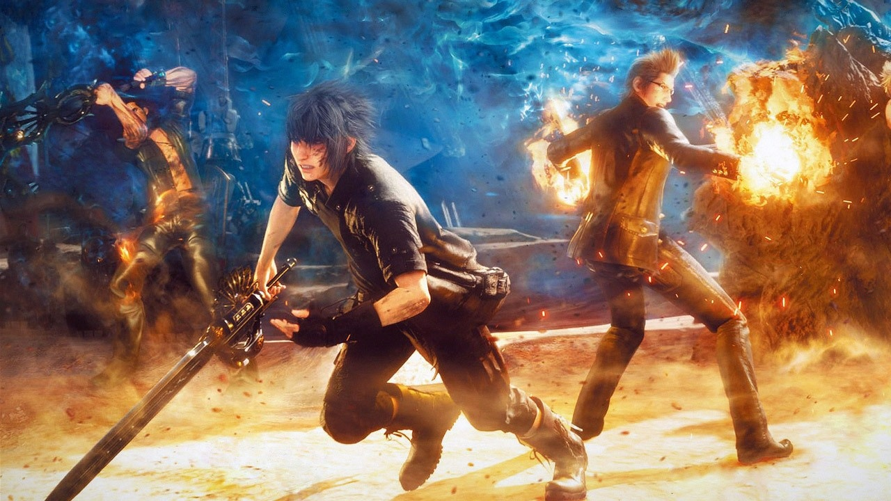 Final Fantasy XV terá legendas em PT-BR