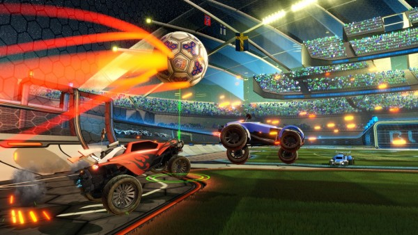 Rocket League terá cross-plataform com Xbox One, PC e PS4