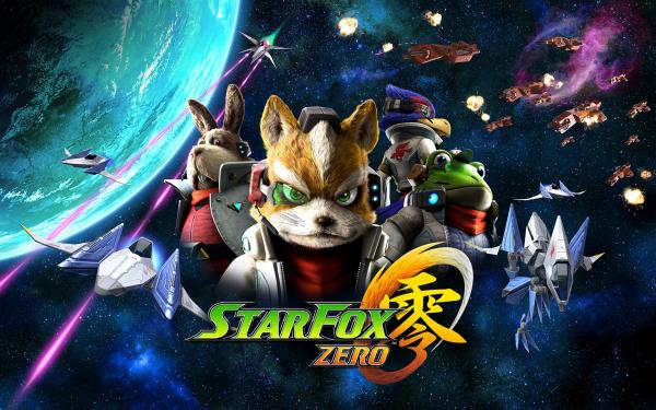 Star Fox Zero terá modo mais fácil com nave invencível
