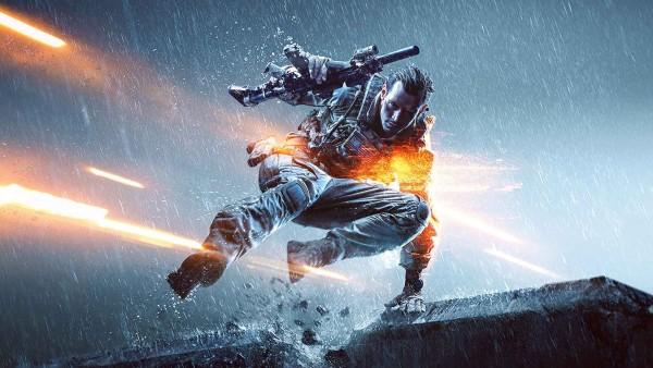 Evento de mostra do novo Battlefield