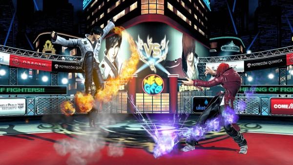 King of Fighters XIV ganha data de lançamento