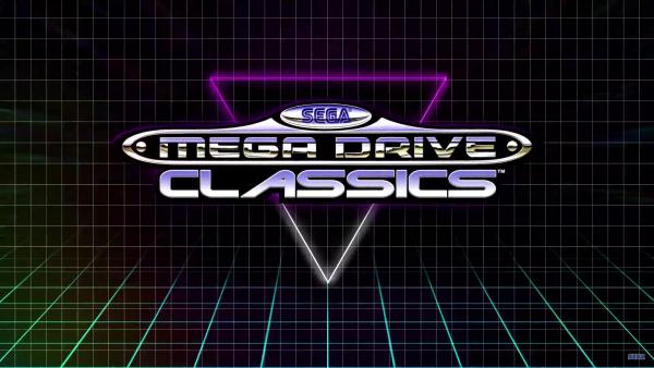 Sega lança atualização para seus clássicos do Mega Drive na Steam