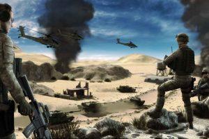 DesertOperations