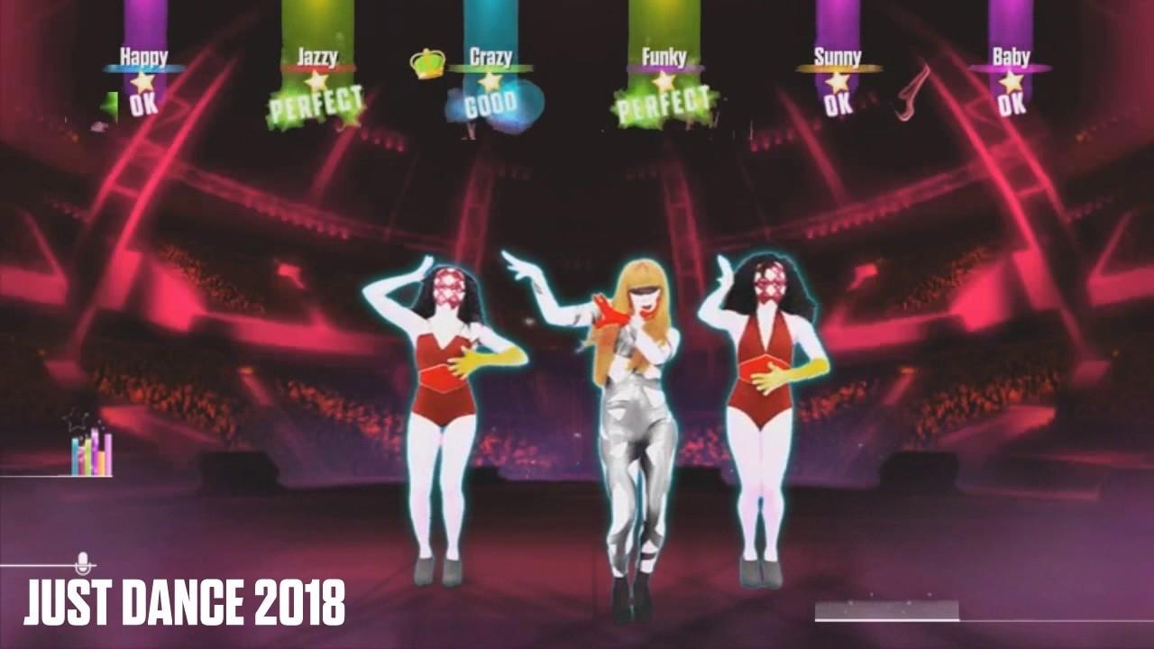 Just Dance 2018 (Switch) - Review - ReVinha - GameFM 158831a23b2